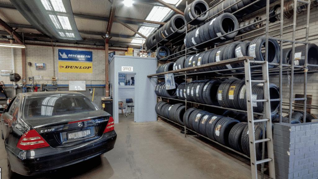 Avoca Auto tyres