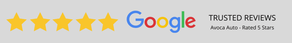 Avoca Auto Services Google Trusted Reviews